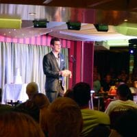 Nastup U Comedy Club-u